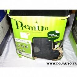 Kit complet housses protection sieges sur mesure premium PC01010X pour citroen C4 picasso de 2006 à 2013 sauf exclusive et grand