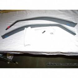 Paire deflecteur bulle air vitre 201201 pour fiat palio version 4 et 5 portes partir de 1998