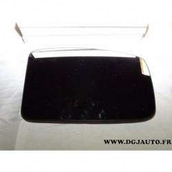 Glace vitre miroir superieur retroviseur avant gauche degivrant 9120907 pour opel movano A renault master 2 nissan interstar