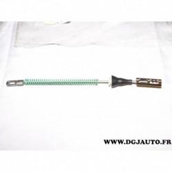 Cable de frein à main arriere 93170227 pour opel corsa C tigra B avec ABS