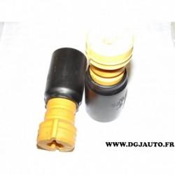 Paire soufflet protection amortisseur suspension avant 9210182 pour opel agila A