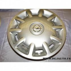 """Enjoliveur de roue cache jante 14"""" 14 pouces 90498211 pour opel astra G zafira A"""