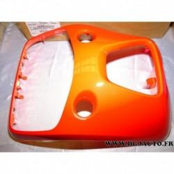 Plaque retement garniture tableau de bord centrale orange PZ41F90151E0 pour toyota aygo partir de 2014