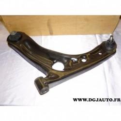 Triangle bras de suspension avant droit 480680H010 pour toyota aygo partir de 2005