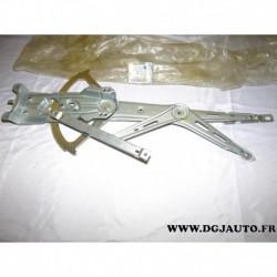 Mecanisme leve vitre electrique sans moteur avant gauche 93184842 pour opel zafira B partir de 2005