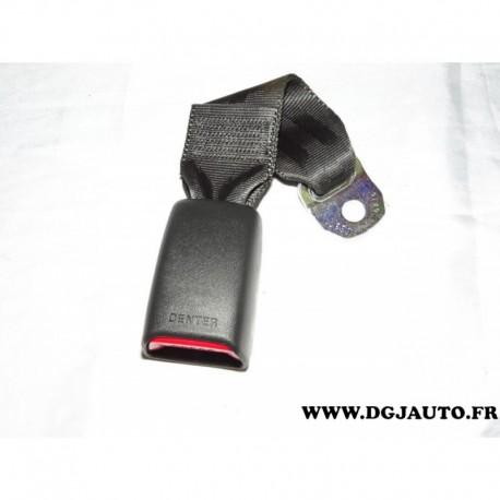 Bloc attache ceinture de sécurité arriere gauche 7334042051C1 pour toyora RAV 4 RAV4 de 2000 à 2005