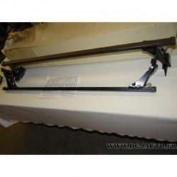 Paire de barre de toit acier capacité 100KG avec système verrouillage 90485236 pour opel omega B berline