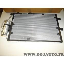 Condenseur radiateur climatisation 93175775 pour opel corsa C combo 3 1.7DI 1.7 DI
