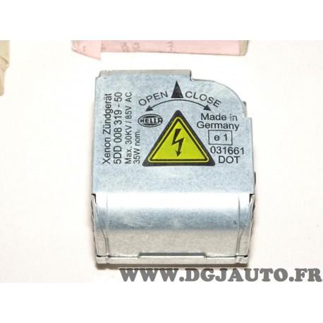 Ballast module phare xenon 5DD008319-501 93177645 pour opel astra G H zafira A vectra C signum renault espace 4 clio 2 scenic 2