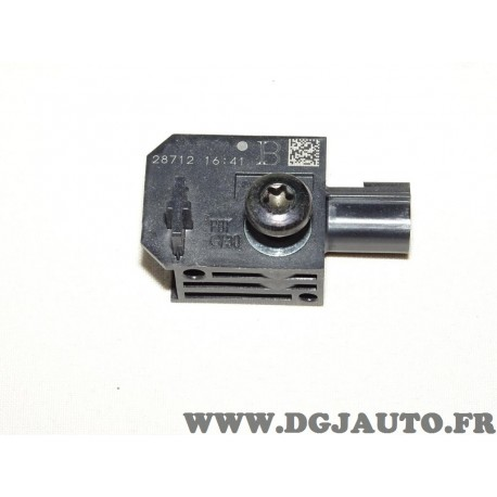 Capteur impact crash airbag 13502577 pour opel antara astra J zafira C ampera meriva B
