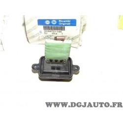 Resistance pulseur air chauffage 46721165 pour fiat punto 1 seicento lancia Y ypsilon