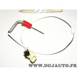 Sonde capteur temperature gaz echappement 51883092 pour fiat ducato 3 4 partir de 2011 2.3MJTD 2.3 MJTD