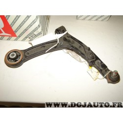 Triangle bras de suspension avant droit 51857134 pour fiat panda 2 de 2003 à 2012