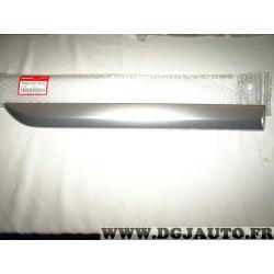 Baguette moulure porte arriere droite gris argent 75303SJDJ01ZL pour honda FR-V FRV BE partir de 2006