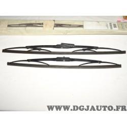 Balais essuie glace 400mm attache spécifique deportée + 450mm (offert) W06 76730SF1305 pour honda