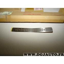 Platine moulure revetement seuil de porte arriere droit 08F05SWA90003 pour honda CR-V CRV partir de 2007