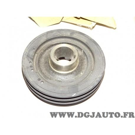 Double poulie vilebrequin damper ME202490 pour mitsubishi L200 partir de 2005 pajero montero partir de 1994 2.8D 2.8TD 2.8 D TD
