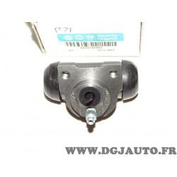 Lot 2 cylindres de roue montage bendix 71737952 pour fiat punto 1 lancia Y ypsilon