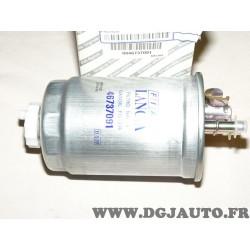 Filtre à carburant gazoil 46737091 pour fiat doblo palio punto 2 siena strada 1.9 diesel
