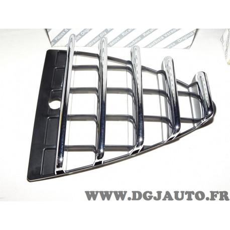 Calandre grille de radiateur chrome parechocs 156058920 pour alfa romeo 147 impression progression distinctive