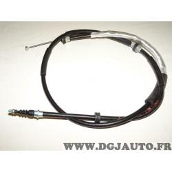 Cable de frein à main arriere gauche 51702642 pour fiat bravo 2 stilo