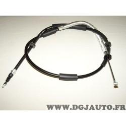 Cable de frein à main arriere droit 51718093 pour fiat bravo 2 stilo