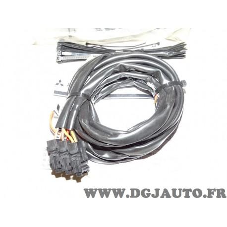Extension faisceau electrique attelage attache remorque MME31530 pour mitsubishi L200
