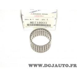 Cage à roulement boite de vitesses MD718033 pour mitsubishi 3000GT (Joris) chariot colt diamante eclipse emeraude eterna expo ga