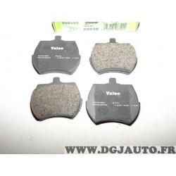 Jeux 4 plaquettes de frein avant montage Ap lockheed pour rover mini austin mini MG midget triumph TR7