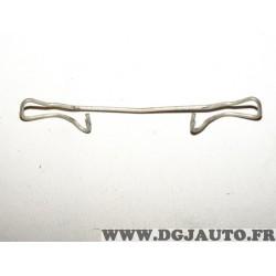 Ressort etrier de frein A1150 pour plaquettes de frein JCD France n° 01636 01482