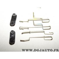 Lot 4 ressorts etrier de frein A1188 pour plaquettes de frein JCD France n° 1212273