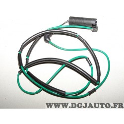 Contacteur temoin usure de plaquettes de frein montage teves 431827 pour BMW E36 E46 E90 E85 E86 serie 3 Z3 Z4