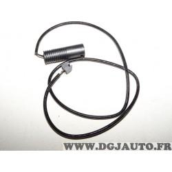 Contacteur temoin usure de plaquettes de frein TU95 pour BMW E36 serie 3