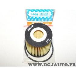 Filtre à huile L408 pour toyota auris corolla yaris IQ urban 1.4 D-4D 1.4D 1.4 D diesel