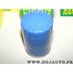 Filtre à huile W1035 pour kia pregio K2700 2.7D 2.7 D diesel 80CV 82CV