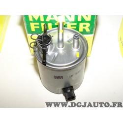 Filtre à carburant gazoil WK939/15 pour nissan x-trail T30 cabstar F24 NT400 DCI