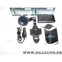 Support avec chargeur allume cigare DCA215 pour telephone iphone 4 4S 3G 3GS