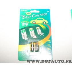 Paire bouchons de valve de pneu jante easy control pour 2.6 bars pression contrôle facile pression