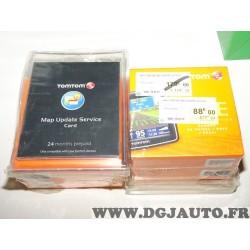 1 GPS navigateur Tomtom One Europe IQ pack 8EK0.002.10 IQR 42 pays