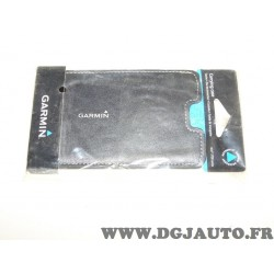 Housse etui protection transport noire 010-11478-04 pour GPS garmin gamme Nuvi 3700 series