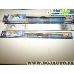 1 Balais essuie glace 530mm souple optonix FB6 pour seat cordoba ibiza skoda fabia roomster volkswagen polo 5