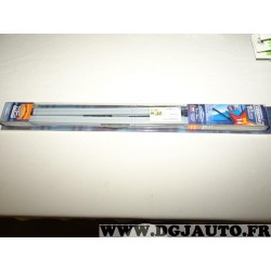 Paire balais essuie glace 530mm + 450mm souple optonix K14 pour mazda 3 volkswagen bora golf 4 polo 4