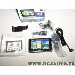 Pack GPS navigateur Garmin Nulink ! Nulink! 2390 avec ventouse cables