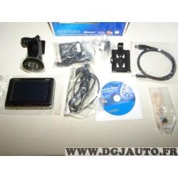 Pack GPS navigateur Clarion MODELE EXPO MAP680* avec ventouse cables cd chargeur