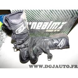 Paire bottes moto cross taille 37 O'neal MX black modele expo