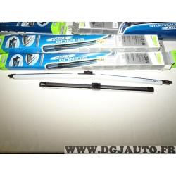 Paire balais essuie glace 600mm + 400mm souple silencio xtrm valeo VM336 574399 pour BMW E92 E93 serie 3 dont M3