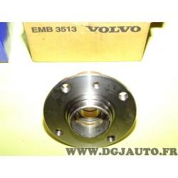 Moyeu roulement de roue sans bague ABS 3472719 pour volvo S80 V70 S60