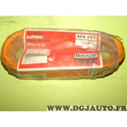 Filtre à air 6064881 pour ford fiesta 2 escort 3 orion 1 1.6 essence dont XR2
