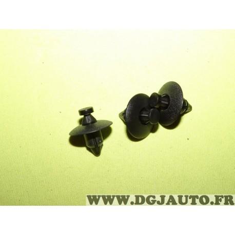 1 Agrafe clips taquet fixation boitier filtre à air bocal liquide lave glace 3541113 pour volvo 940 960 C30 C70 S40 S60 S80 S90