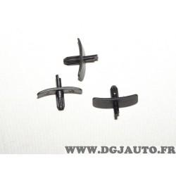 1 Agrafe clips attache fixation joint de porte joint capot 9133073 pour volvo 740 760 850 940 960 S60 S70 S80 S90 V70 V90